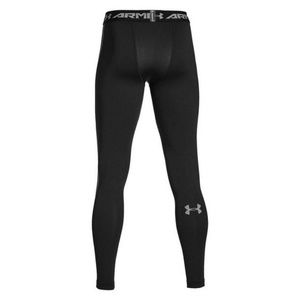 Under Armour Men's Workout Legging Tights Black